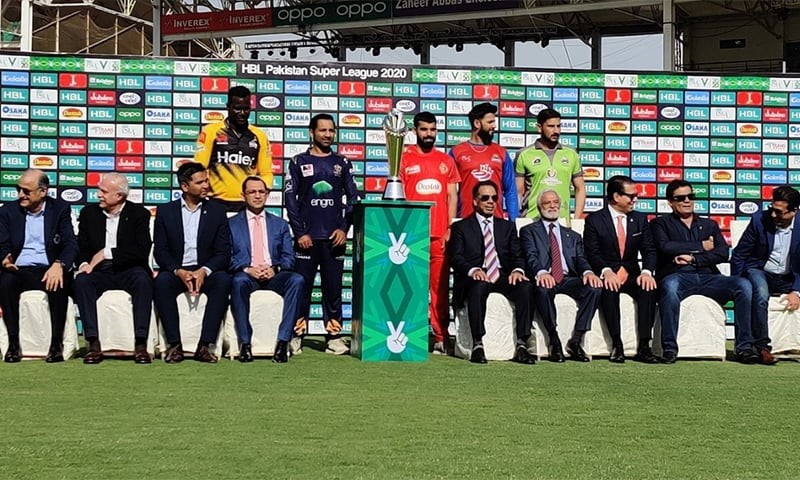 pakistan super leagues