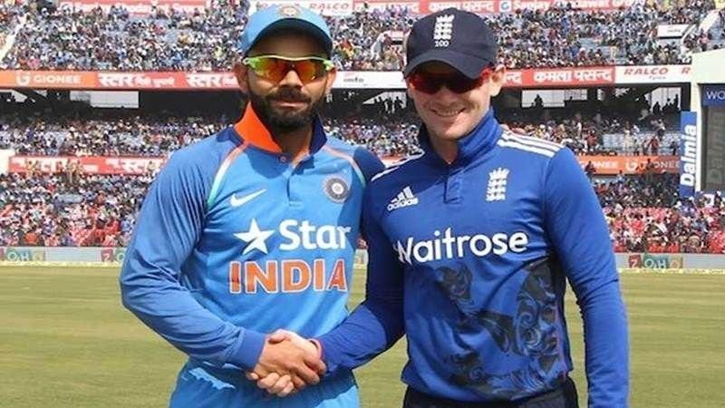 England tour india