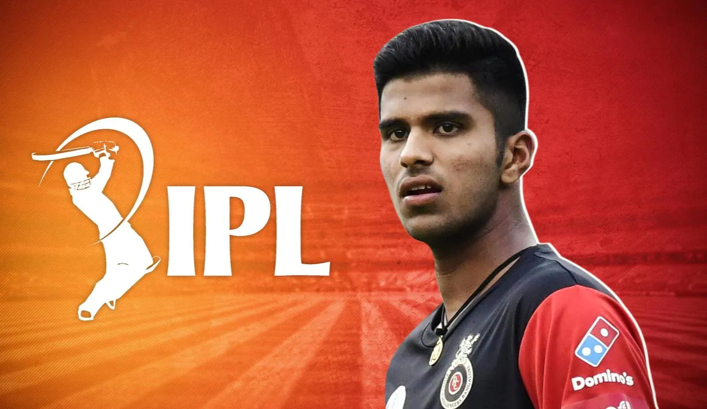 IPL 2021: Washington Sundar ruled out from the IPL 2021 due to a finger injury