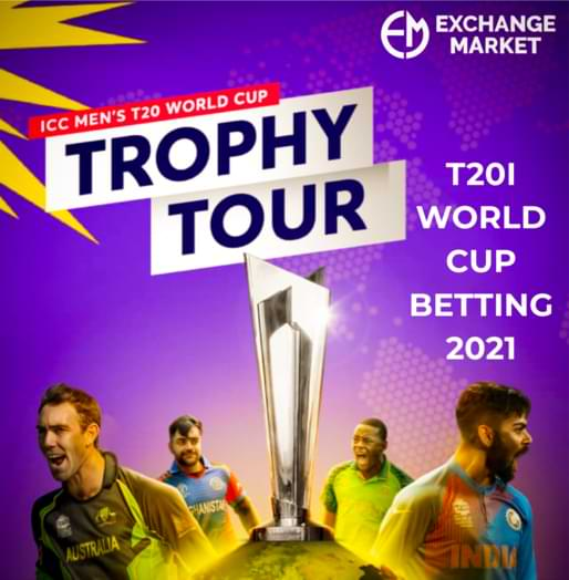 T20 World Cup Betting 2021   Live Cricket Betting Sites