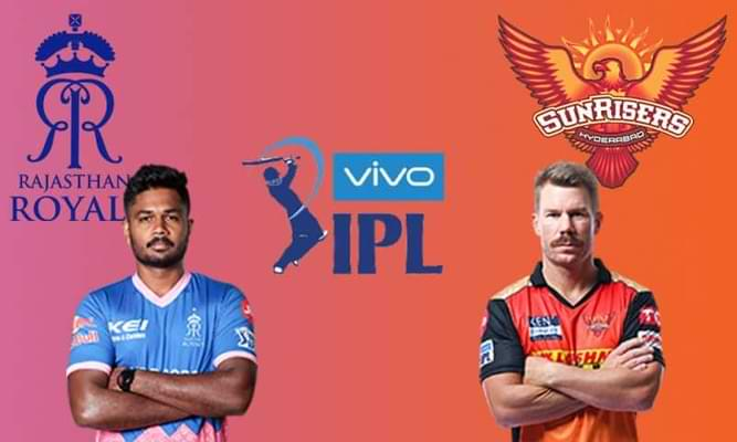 SRH vs RR 40th Match Prediction and Tips for IPL 2021