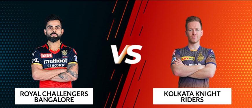KKR vs RCB Match Prediction and Tips IPL Betting 2021