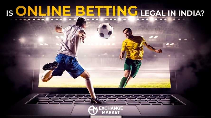 Is Online Betting Legal In India?