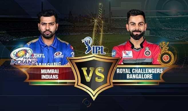 RCB vs MI 39th Match Prediction and Tips IPL 2021
