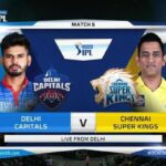 DC vs CSK 50th Match Prediction and Tips