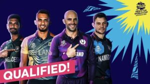 These four teams qualified for the Super 12 of ICC T20 World Cup 2022